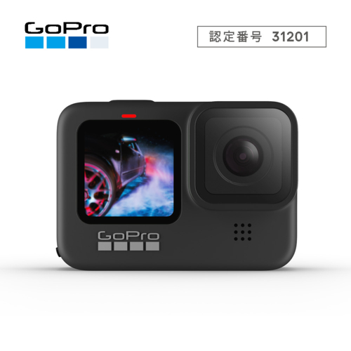 【7泊8日】GoPro HERO9 Black